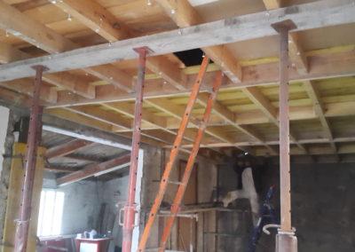 Renovation interireur-Charpente
