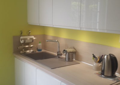 Renovation interireur-Cuisine-green-Agenssement