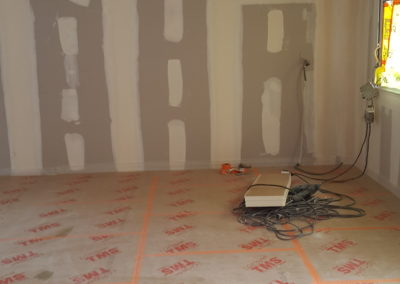 Renovation interireur-Isolation-Platre-Lyon