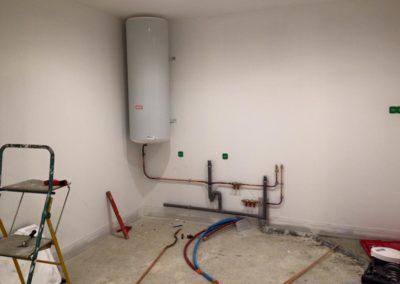 Renovation interireur-Micro-crèche-Lyon-Plomberie